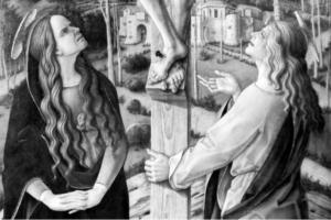 Carlo Crivelli: Crocefissione